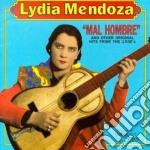 Mal hombre cd musicale di Mendoza Lydia