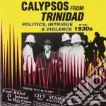 Same cd musicale di Calypsos from trinid