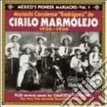 1926-1936 cd musicale di Coculense Mariachi
