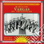 Their first recording... cd musicale di Mariachi vegas de te