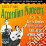 Accordion pioneers - cd musicale di Norteno & tejano