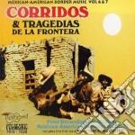 Corridos & Tragedias cd musicale di Artisti Vari