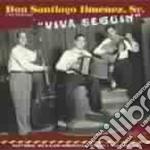 Viva seguin - cd musicale di Don santiago jimenez sr.