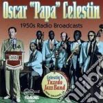 1950s radio broacasts - cd musicale di Oscar