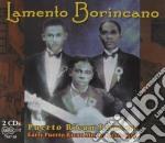 Puerto rican lament 16-39 - cd musicale di Borincano Lamento