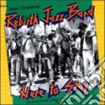 Here to stay - cd musicale di Rebirth jazz band