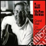 Grand dad of the country - cd musicale di Mcgee Sam