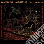 Santiago Jimenez Jr. - El Corrido De Esequiel cd musicale di Santiago jimenez jr.