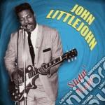 Slidin' home cd musicale di Littlejohn John