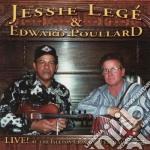 Live isleton crawdad fest cd musicale di Jessie lege' & edwar