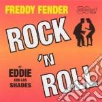 Rock 'n roll cd musicale di Freddy Fender