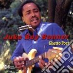Gheto poet cd musicale di Juke boy boner