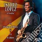 El indio cd musicale di Lopez Isidro