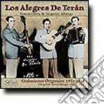Original record. 1952-'54 cd musicale di Los alegres de teran