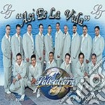 Asi es la vida cd musicale di Salvatierra Banda
