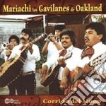 Corrido del mono cd musicale di Mariachi los gavilan