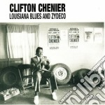 Louisiana blues & zydeco cd musicale di Clifton Chenier
