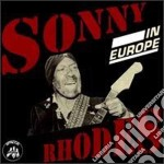 In europe - rhodes sonny cd musicale di Rhodes Sonny