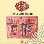 Bob Hall & Dave Peabody - Roll And Slide+down The.. cd musicale di Bob hall/dave peabody