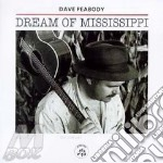 Dream of mississippi cd musicale di Peabody Dave