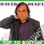 Top to bottom cd musicale di David Olney