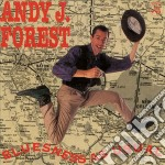 Bluesnass as usual cd musicale di Andy J.forest