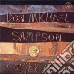 Don Michael Sampson - Copper Moon cd musicale di Don michael sampson