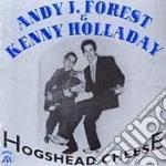 Hogshead cheese cd musicale di Andy j.forest & kenn