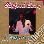 Clifford's blues - cd musicale di Curry Clifford