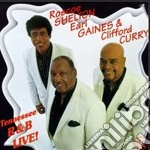 Tennessee r&b live! - cd musicale di R.shelton/e.gaines/c.curry