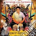 Homenaje a los rumberos cd musicale di Edwin Bonilla
