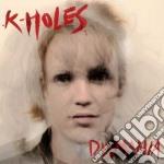 K-holes - Dismania cd musicale di K-holes