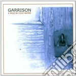 A MILE IN COLD WATER cd musicale di GARRISON