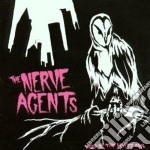 Nerve Agents - Days Of The White Owl cd musicale di Agents Nerve