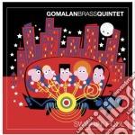 Gomalan Brass Quintet - Swingin' Pool cd musicale di GOMALAN BRASS