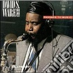 Passage to muisc cd musicale di David s.ware trio