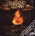 Burning metal cd musicale di Human Burning