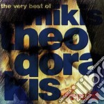 Very best of cd musicale di Mikis Theodorakis