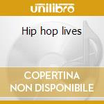 Hip hop lives cd musicale di Krs one vs marley marl