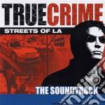 True crime cd musicale di Ost