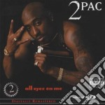 2pac - All Eyez On Me Explicit Version cd musicale di Pac 2