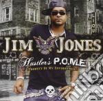 Hustler p.o.m.e. cd musicale di Jim Jones