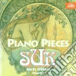 Opere x pf: polacca-fantasia op. 5, umor cd musicale di Josef Suk