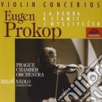 Concerto x vl n.4 cd musicale di Carl Stamitz
