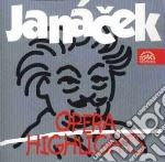 Janacek Leos - Estratti Dalle Opere: Jenufa, Le Escursioni Del Sig. Broucek, Katya Kobanova,...  - Vari cd musicale di Leos Janacek