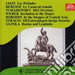 Musica X Orchestra Romantica  - Ancerl Karel Dir  /czech Philharmonic Orchetsra cd musicale