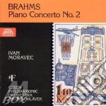 Brahms Johannes - Concerto X Pf N.2 /ivan Moravec Pf, Czech Philharmonic Orchestra cd musicale di Johannes Brahms