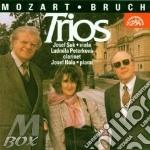 Trio x clar, vla e pf op.83 cd musicale di Max Bruch