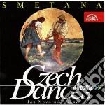 Danze ceche seconda serie, sei pezzi car cd musicale di Bedrich Smetana