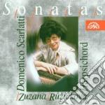Sonate x clav: k. 519, 19, 45, 278, 244, cd musicale di Alessandro Scarlatti